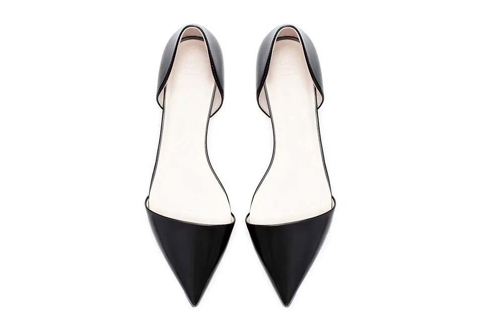 STYLE // 10 CHIC d'ORSAY FLATS