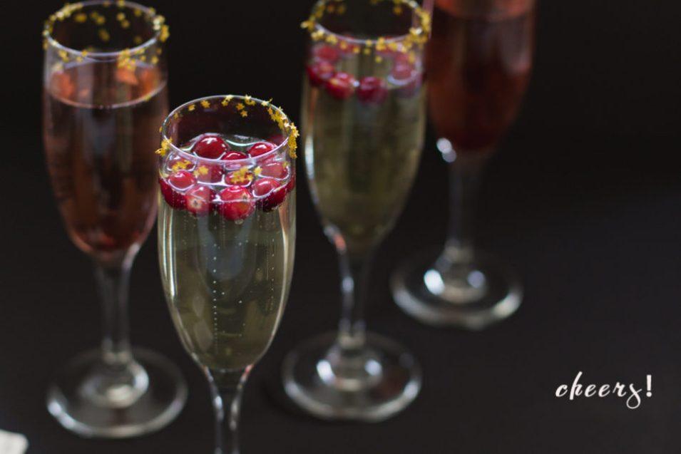 Champagne-cheeers