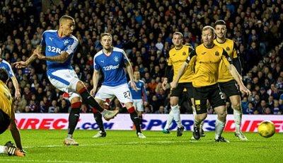 El gol de James Tavernier que devolvió al Rangers a la primera división.