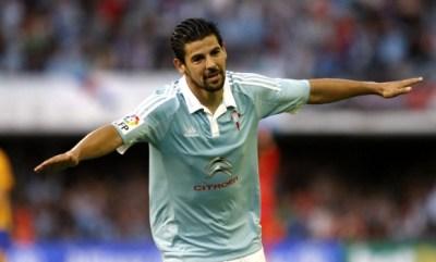 Nolito, el jugador más determinante del Celta de Vigo de Berizzo.