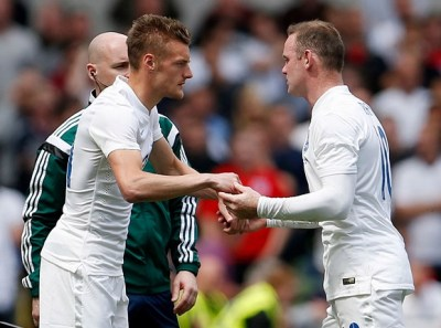 Su debut en la Selección de Inglaterra