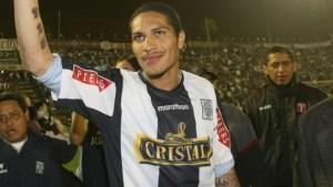 En sus inicios en Alianza Lima