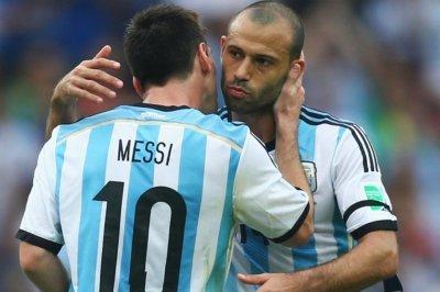 Messi y Mascherano, dos sinónimos de una generación.