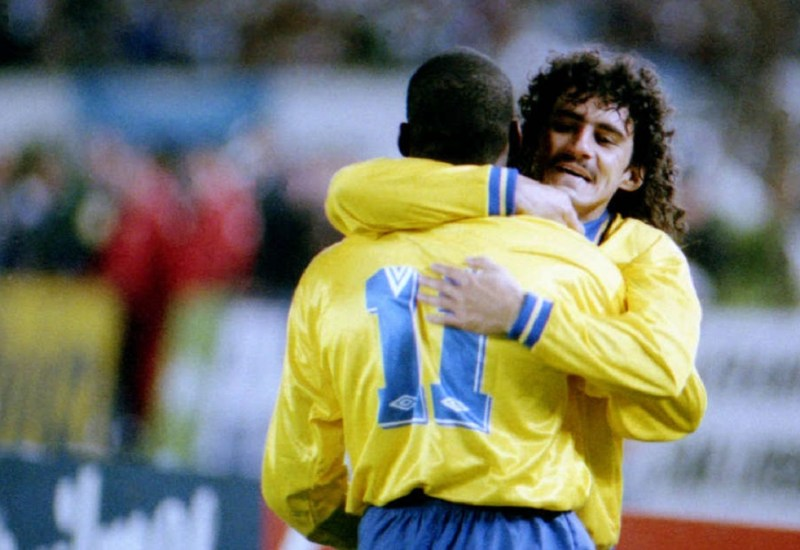 Grandes Equipos: Colombia 1993-1994