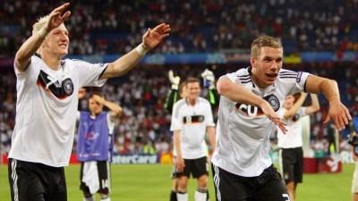Juntos, manejaron la apertura de Alemania en 2008 y 2010.