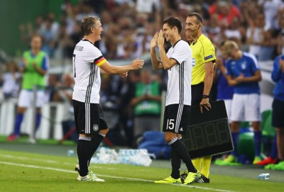Julian Weigl reemplaza a la leyenda Bastian Schweinsteiger