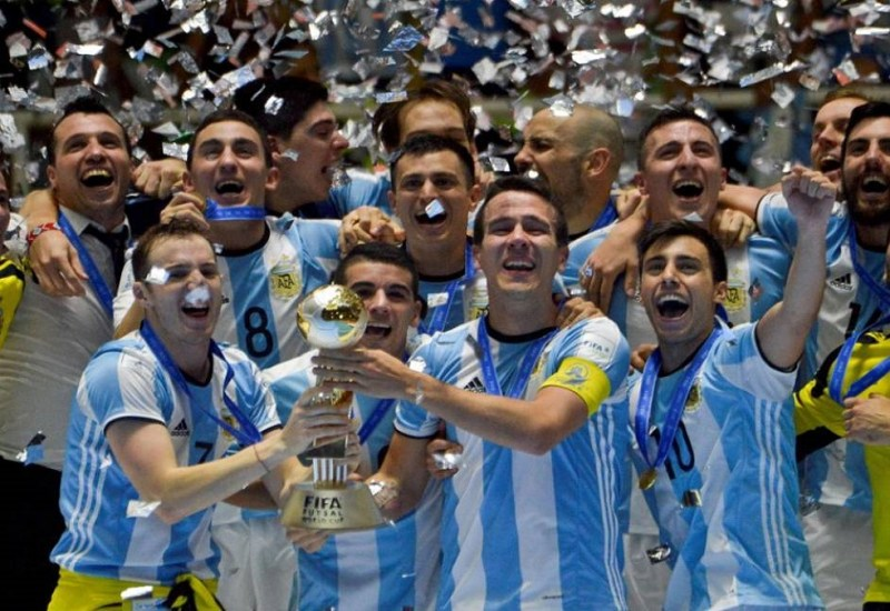 El futsal argentino, en crecimiento