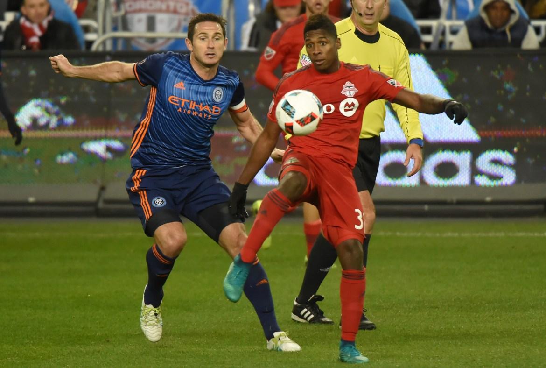Armando vs. Frank Lampard
