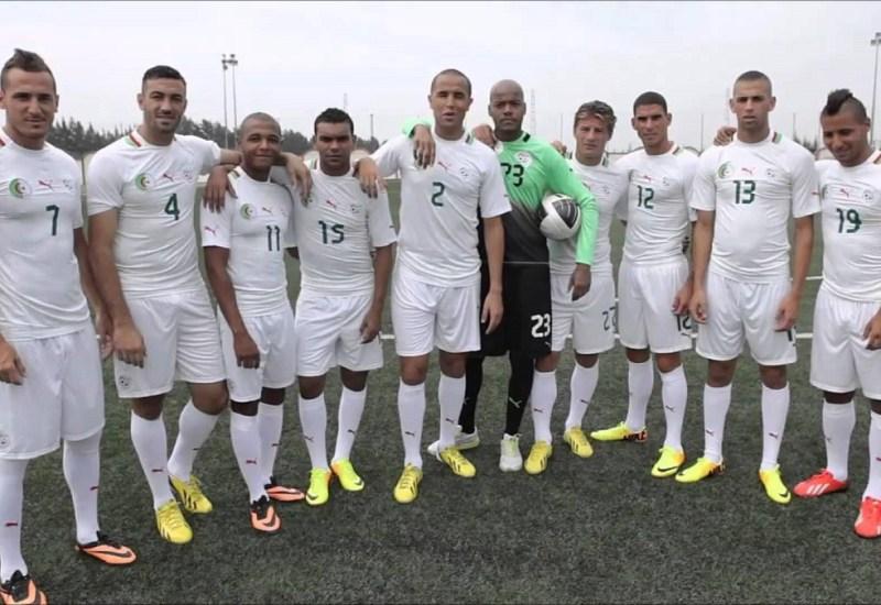 Grupo B: Argelia