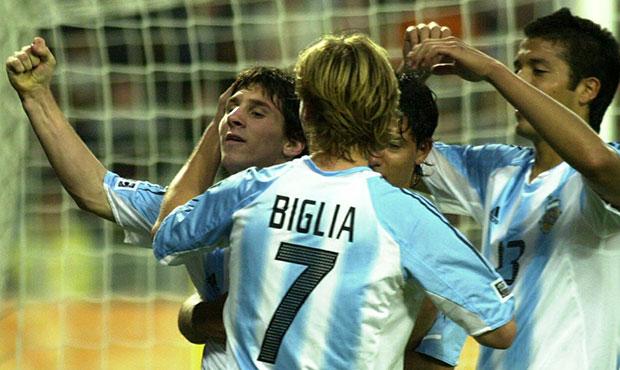 Biglia Messi