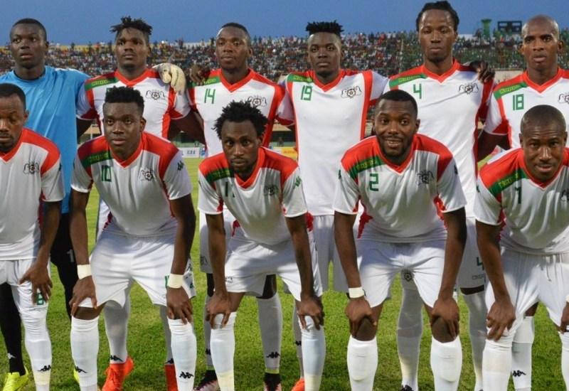 Grupo A: Burkina Faso
