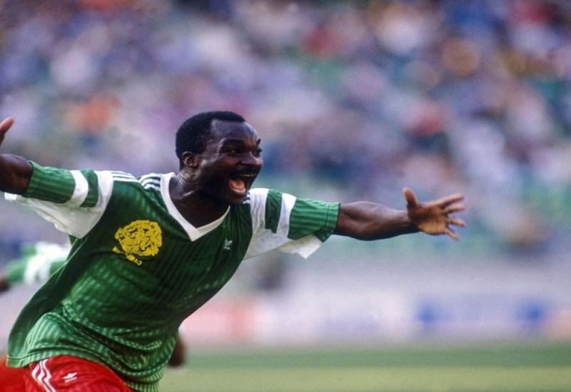 Grandes Equipos: Camerún 1990