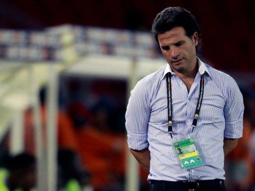 Paulo Duarte, entrenador portugués de Burkina Faso