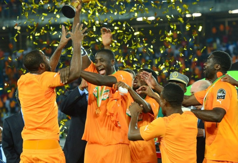 Grupo C: Costa de Marfil