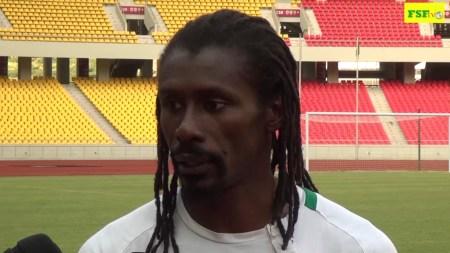 Un símbolo del seleccionado senegalés hoy conduce su destino futbolístico: Alliou Cissé