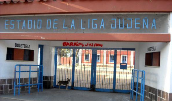 Estadio de la liga de Jujuy.