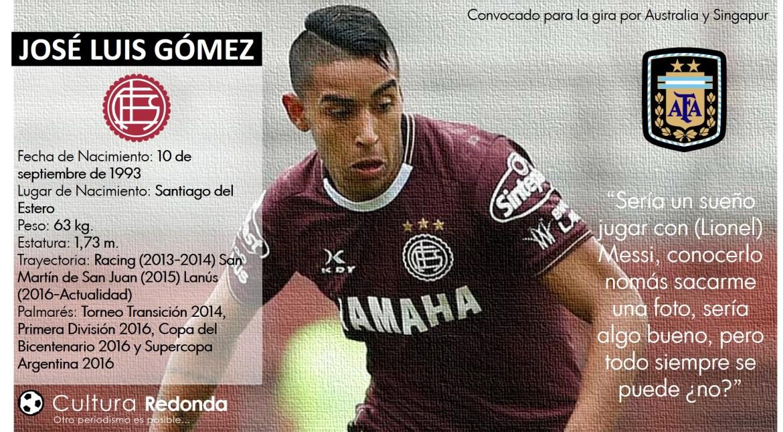 José Luis Gomez