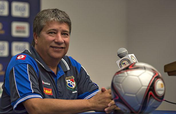 Bolillo Gómez, el creador de este equipo.