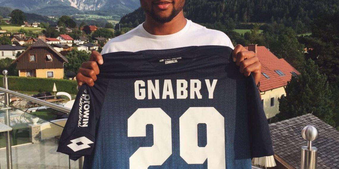 Gnabry, una de las apuestas del Hoffenheim.