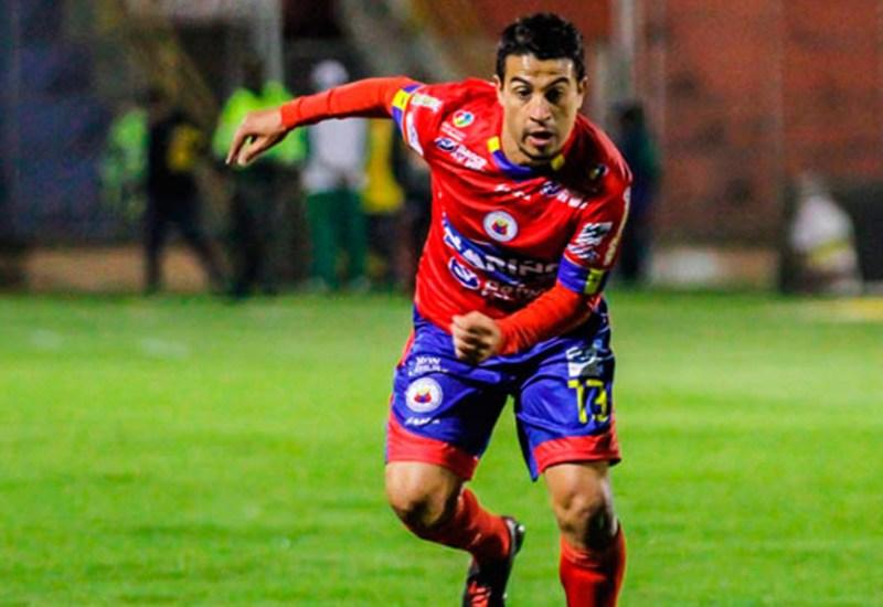 Marcos Aguirre - Deportivo Pasto