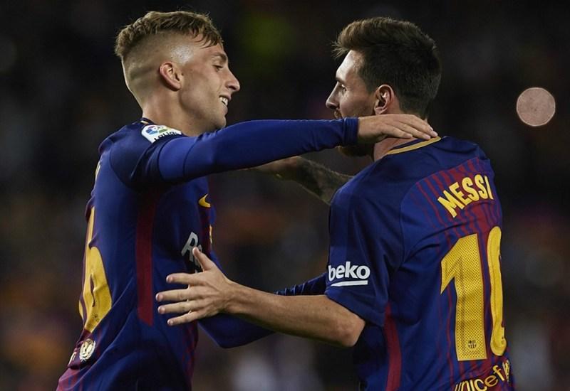 El FC Barcelona y su delantero vacante