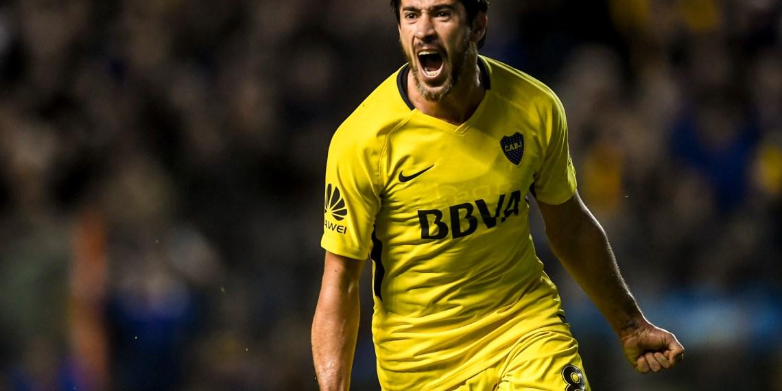 Pablo, vital para Boca.