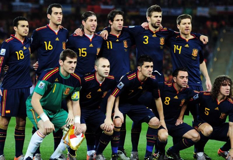 España 2010: Ante todo, un equipo