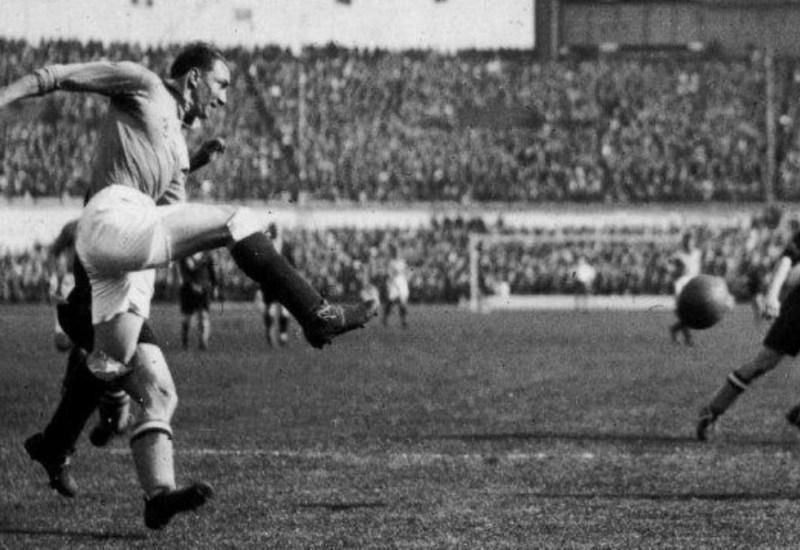 Lucien Laurent, un gol irrepetible