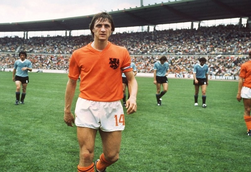 Cruyff, el motor de la Naranja Mecánica