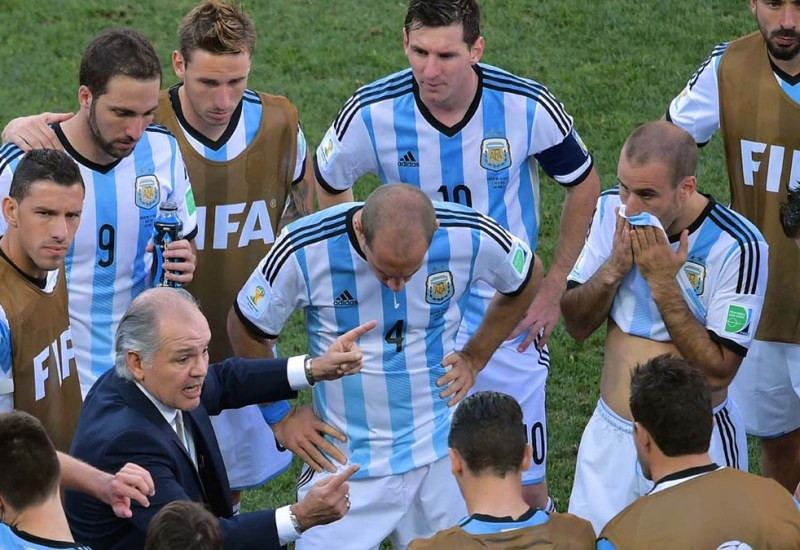 "Brasil 2014, un Mundial nada ""pachorra"""