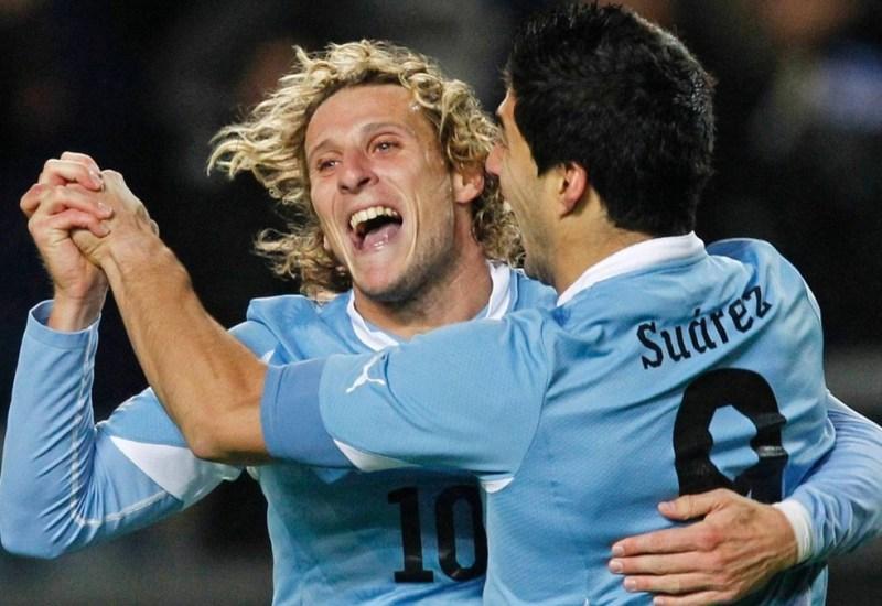 Grandes Duplas Mundialistas: Forlán-Suárez
