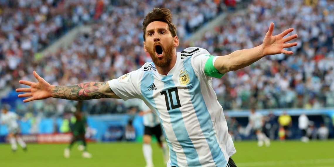 Una victoria con sufrimiento para Argentina.