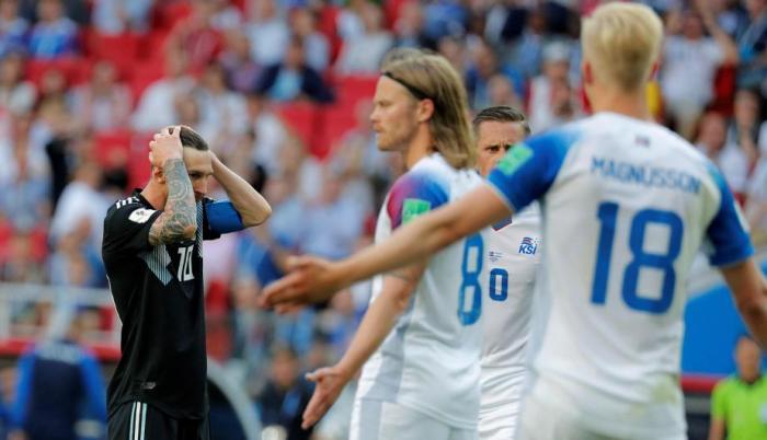 Argentina Islandia