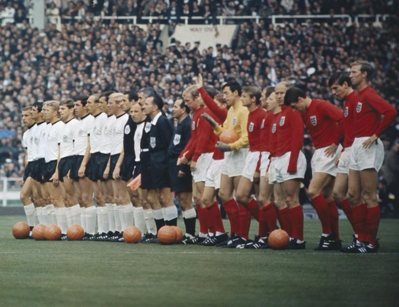 Inglaterra Alemania 4-2 Mundial 1966