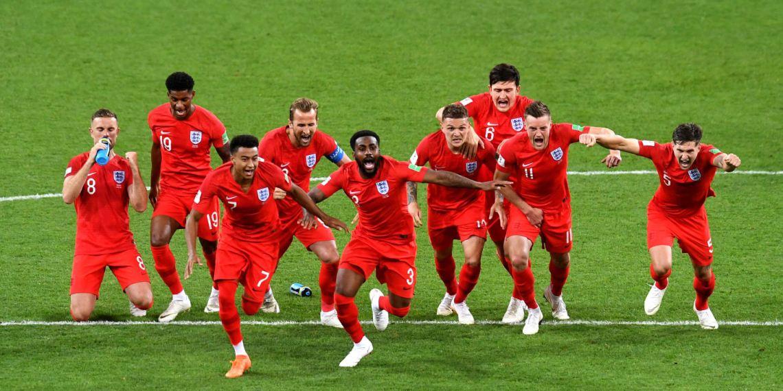 Inglaterra quiere repetir el título de 1966.