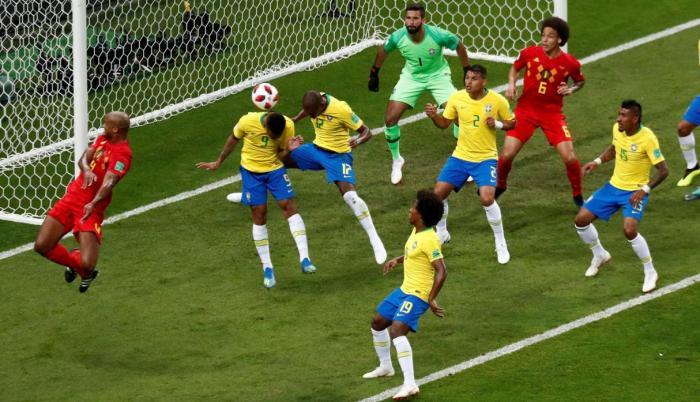 Bélgica Brasil II