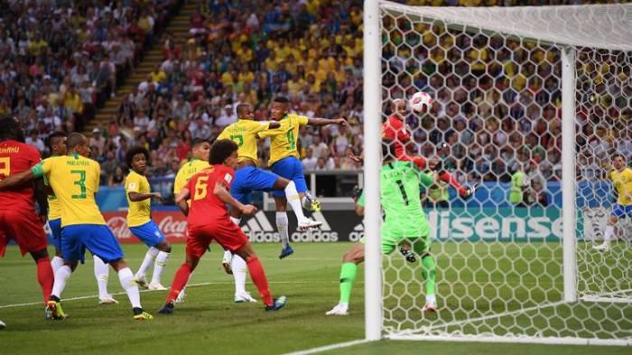 Bélgica Brasil