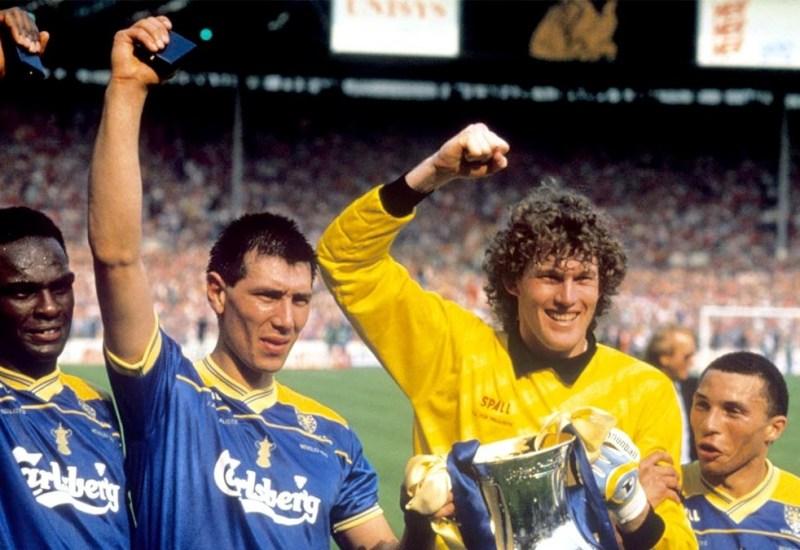Dave Beasant FA Cup 1988