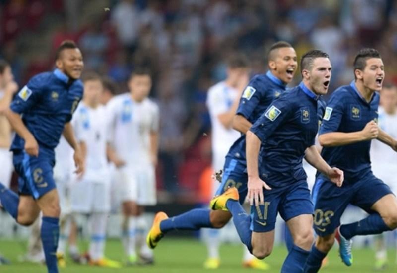 Uruguay vs Francia y una posible revancha del Sub 20