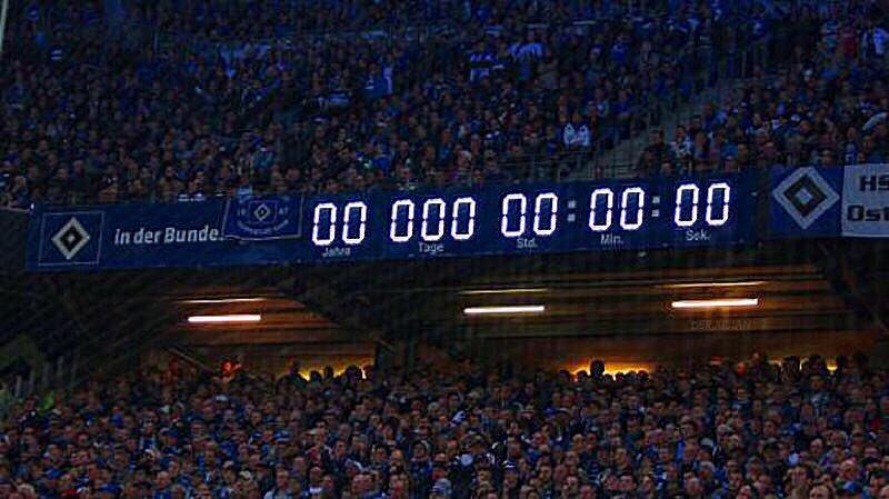El reloj se detuvo.