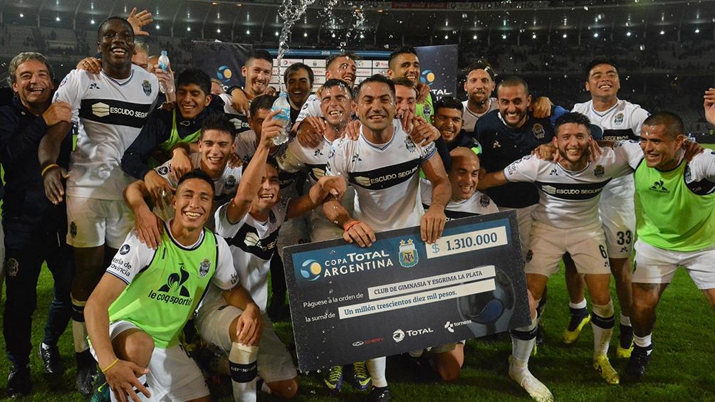 Gimnasia le dio un golpe a Boca en la Copa Argentina.