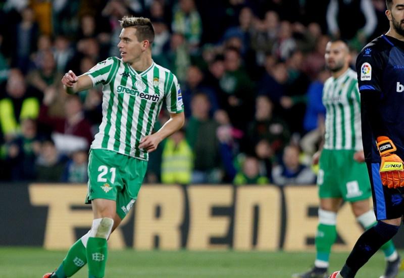 La cuota goleadora de Lo Celso