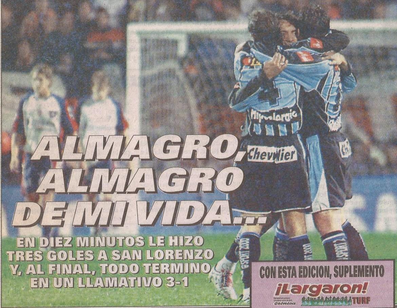 Almagro 2005