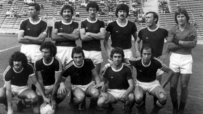 Independiente Rivadavia 1982