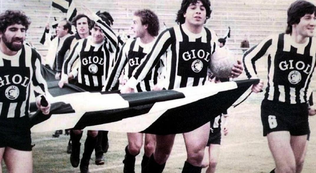 Gimnasia de Mendoza 1984