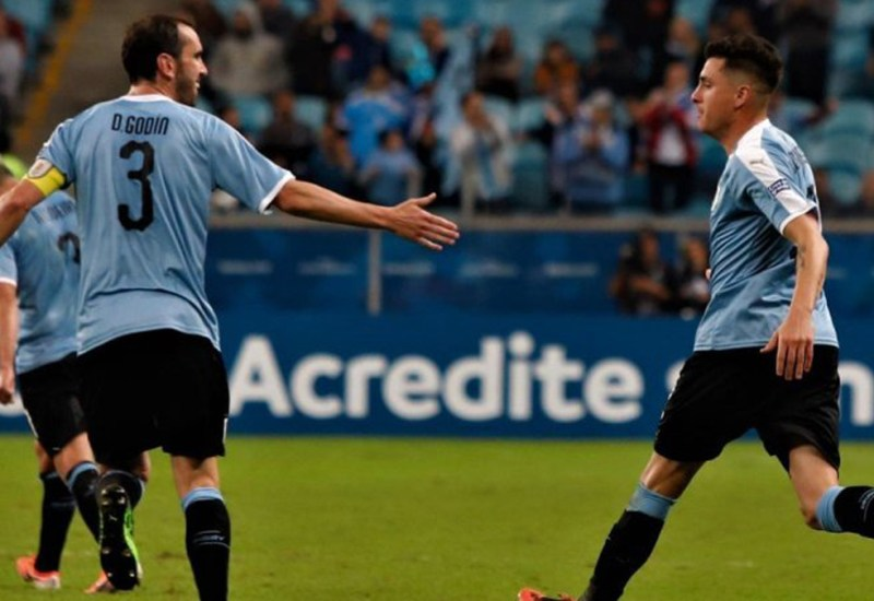 Uruguay Japon Copa America 2019