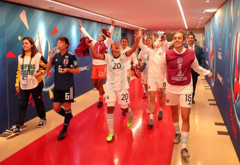 Fútbol Femenino y otros valores