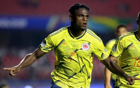 Duván acabó dandole la victoria a Colombia