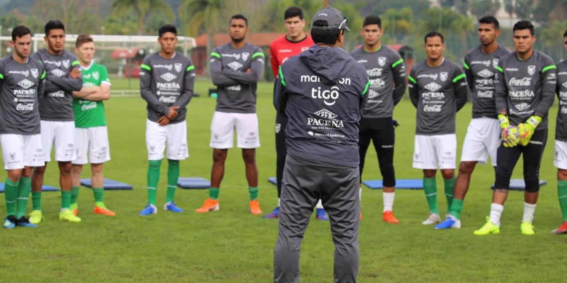 Bolivia intentará dar la sorpresa en la Copa América.