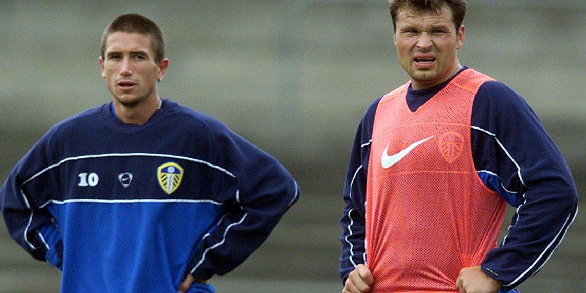 Dos australianos sueltos en Leeds.